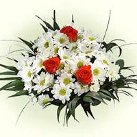 И любые цветы с доставкой по москве